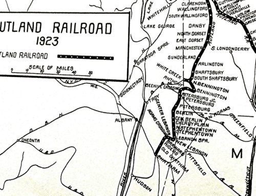 Harlem River Line – another possible route?