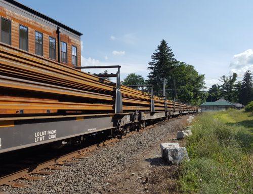 New Housatonic Rail Arriving in Berkshire County