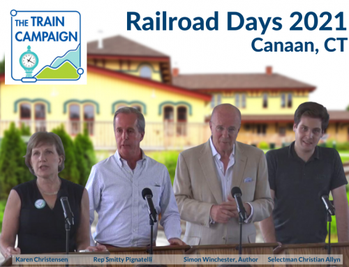 Massachusetts-Connecticut Railroad Days